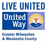 • United Way of Greater Milwaukee and Waukesha Counties Logo